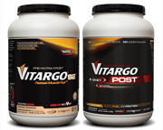 VITARGO POST WHEY PROTEIN ISOLATE +VITARGO S2 MUSCLE FUEL 4.2 LB